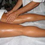 Crème et gel de massage